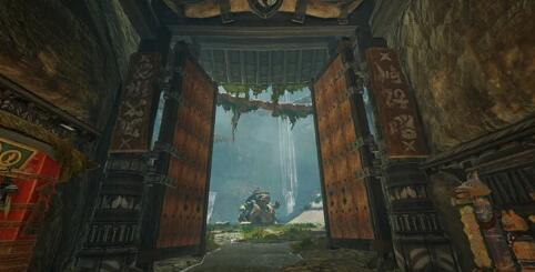 《怪物猎人崛起》木桩修炼场在哪里进入